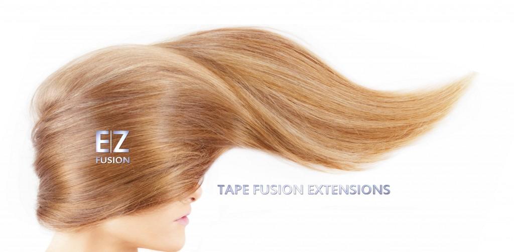Tape Fusion Hair Extensions Erhair